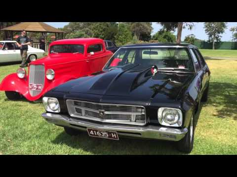 Muscle Car Cruise 2015