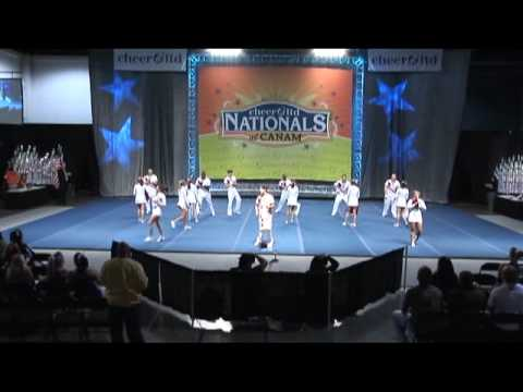 Cheerleading Nationals Video 2009
