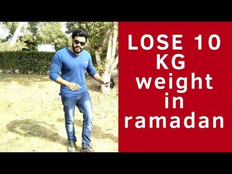 Ramzan Diet Plan LOSE 10KG   How To Lose Weight During Ramadan