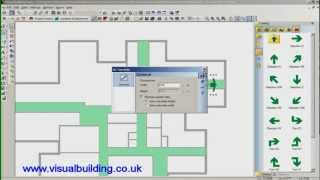 Visual Building Tutorial: How To Create A Fire Escape Plan