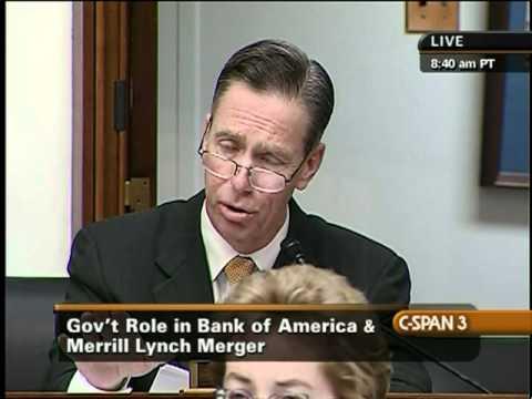 Bank of America-Merrill Lynch Merger