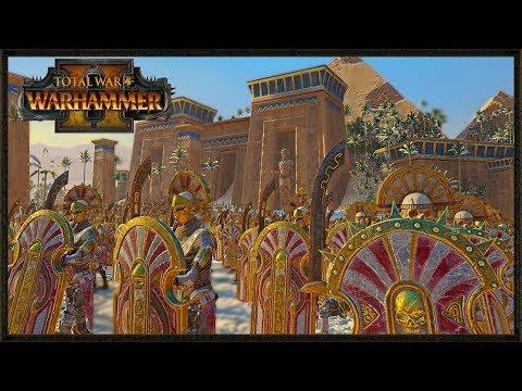 Steel Faith Overhaul Custom Map Battle - Total War: Warhammer 2 Gameplay