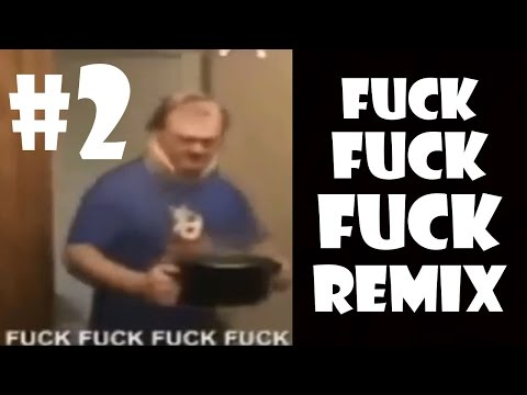 Tourettes Guy - Remix Compilation #2 - FUCK FUCK FUCK