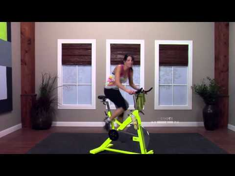 Spin cycle workout with Stefanie - 60 Minutes