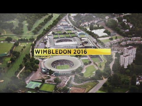 BBC Wimbledon 2016 Intro