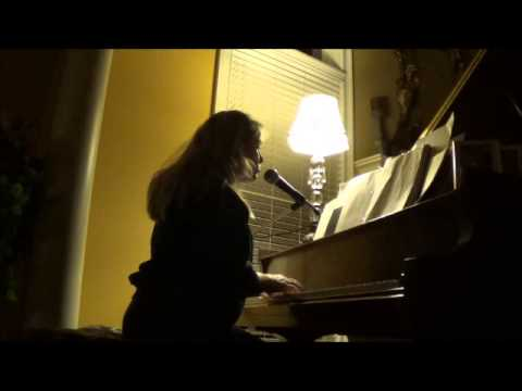 "Original Song by Donna Hughes, ""Waiting"""