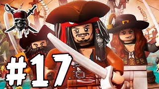 LEGO Pirates of the Caribbean - Episode 17 - Queen Anne