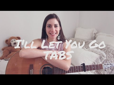I'll Let You Go (TABS) - Jessica Allossery