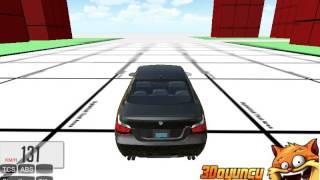 3D BMW M5 - 3D Oyuncu - 3D Araba Oyunları