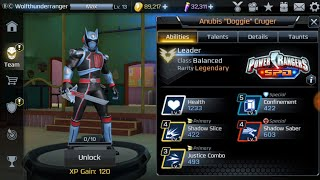 Power Rangers Legacy Wars Shadow Ranger REVEALED Moveset Ep Cost(Prediction came true)