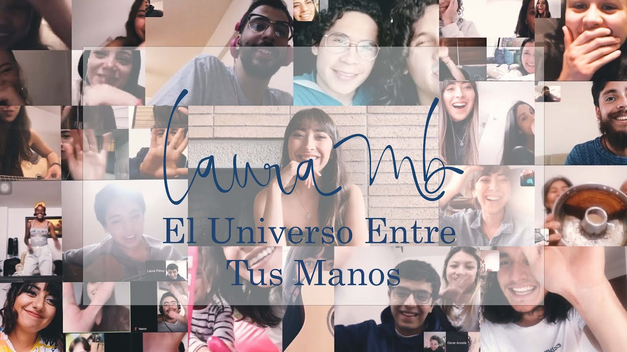 Laura MB - El Universo Entre Tus Manos (Videoclip Oficial)