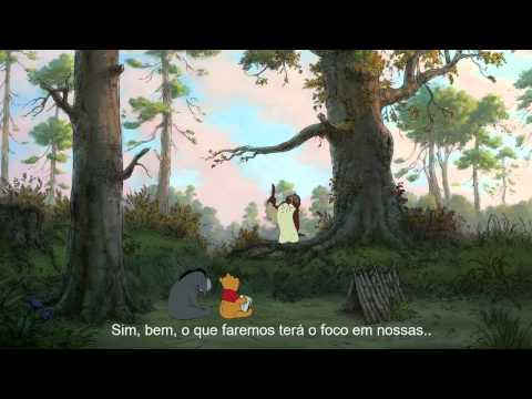 Trailer do filme Pooh e o Efalante