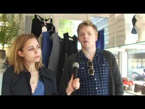 Paula Vesala ja Pekka Kuusisto-Interview for MetroLive 2011