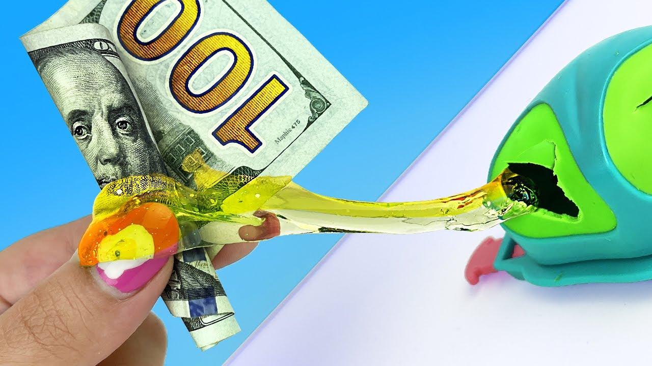Abriendo MOCO Sorpresa con Dinero! #Shorts