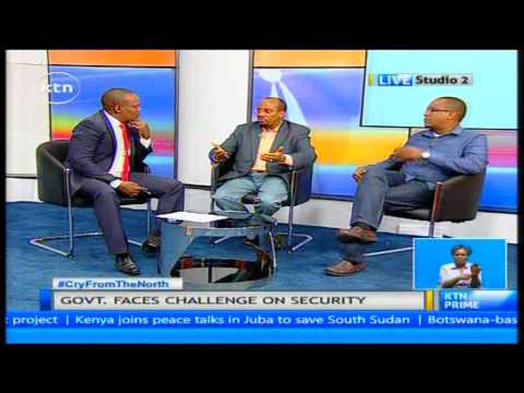 Studio Discussion on Insecurity in Northern Kenya with Ben Kitili