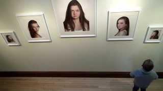 my true self senior thesis exhibition