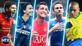 Top 30 POWERFUL Free Kick Goals Of All Time