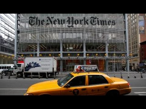 What's behind the timing of the NYT, Trump story