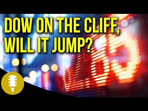 DOW On The Cliff, Will It Jump? Gold & Silver 2019 | Golden