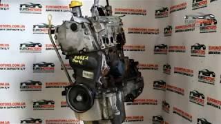 Двигатель K7M 718 1.6 8V на Renault Sandero (Рено Сандеро)   🚗 Euromotors Авторазборка иномарок