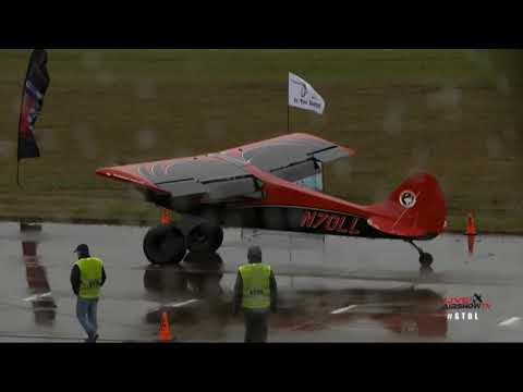 Aviat Aircraft Lonestar STOL Competition - Todd Christensen Pilot