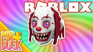 HOW TO GET CLOWN HEAD - ROBLOX HALLOWEEN EVENT 2018 [ENDED]