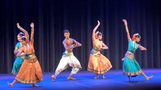 Bharatanatyam Jatiswaram - Navarathri 2015