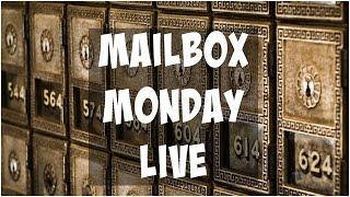 Mailbox Monday: Stickers, Mail & Maker Box!