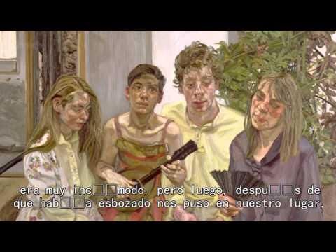 Lucian Freud Painted Life 2ª Parte