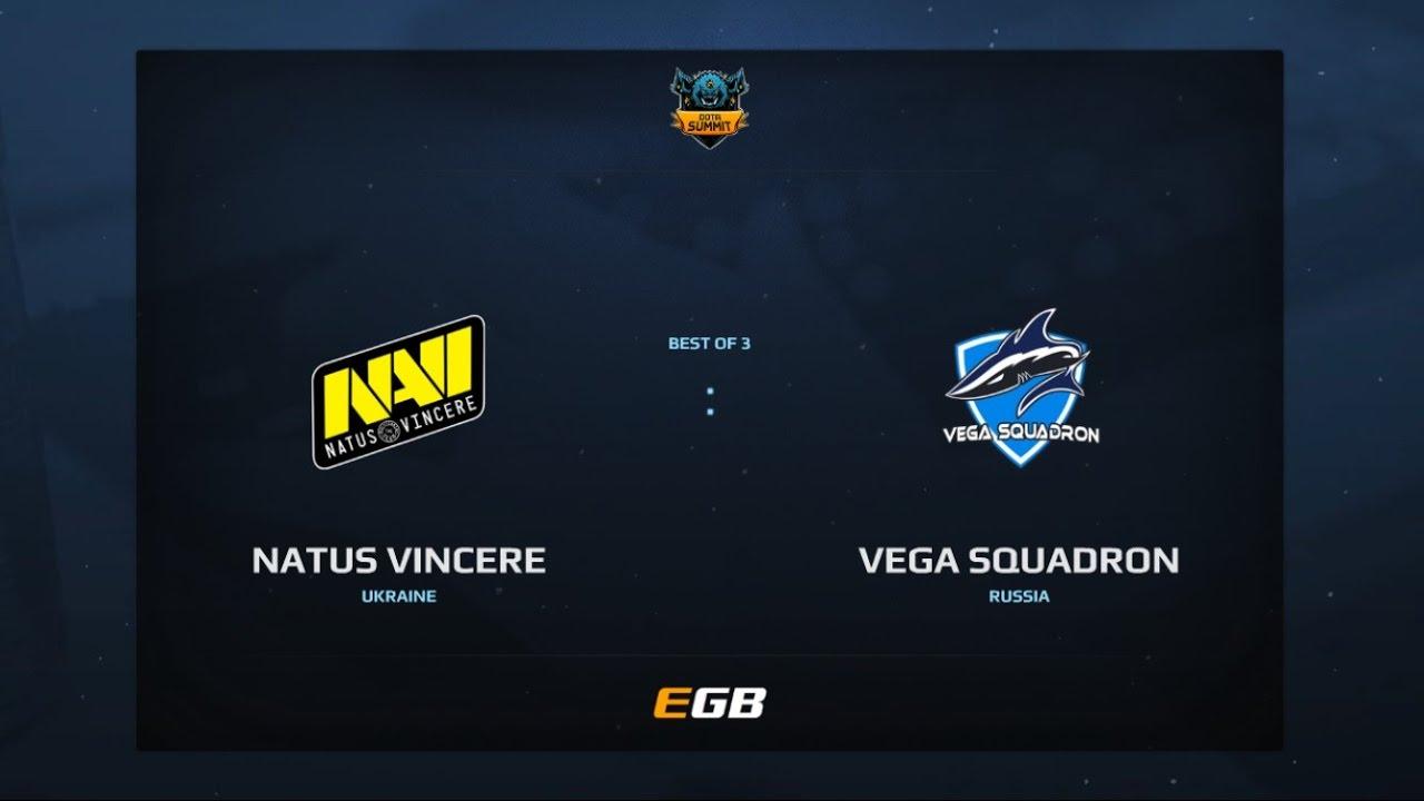 Natus Vincere vs Vega Squadron, Game 2, Dota Summit 7, EU Qualifier