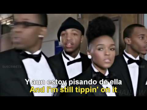 Janelle Monae  Tightrope Lyrics English  Español Subtitulado