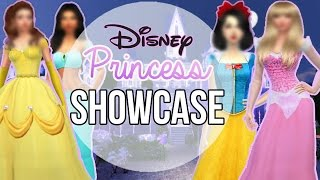♛ The Sims 4: Disney Custom Content Showcase #1 ♛
