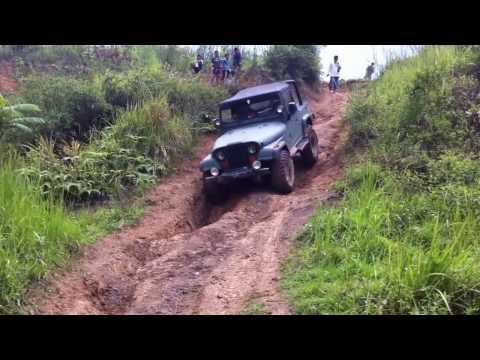 Jeep cj7 offroad iman