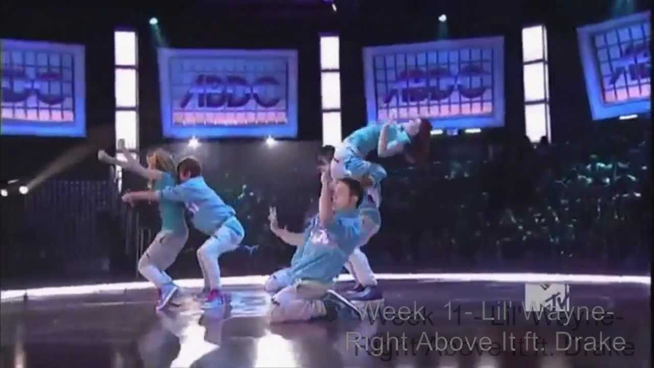 ABDC IaMmE Compilation Weeks 1 10 HD