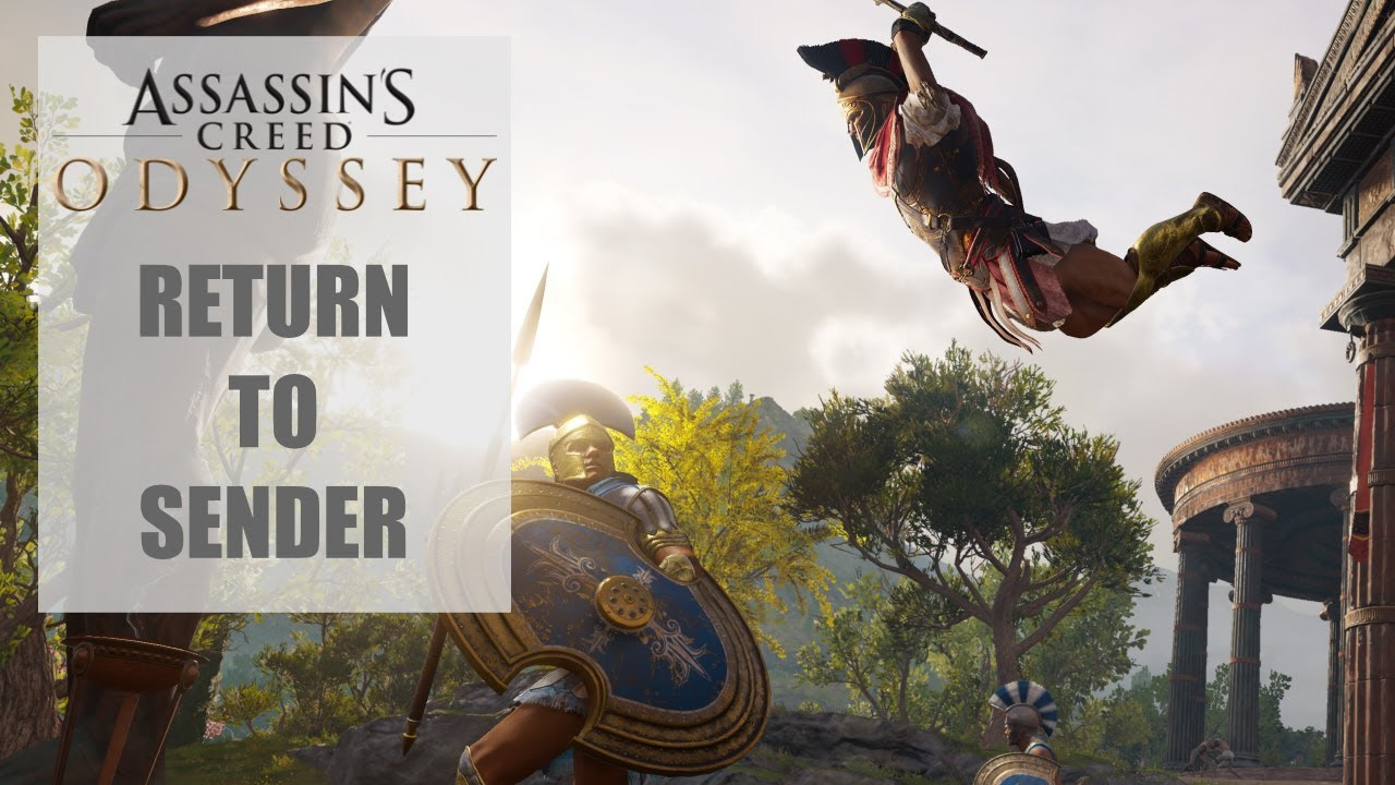 Return to Sender | Weekly Contract Reset | Assassin's Creed Odyssey