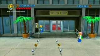 Lego City Undercover - 100% Bright Lights Plaza
