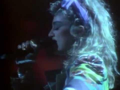 03 Madonna  Holiday  The Virgin Tour