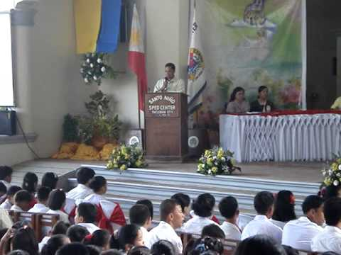 WELCOME ADDRESS BY THE SCHOOL PRINCIPAL