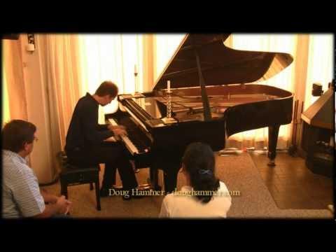 Joe Bongiorno, Gary Girouard & Doug Hammer - Whisperings solo piano concert at Piano Haven