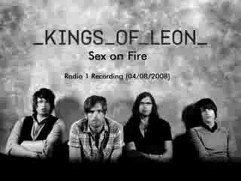 Kings of leons sex on fire
