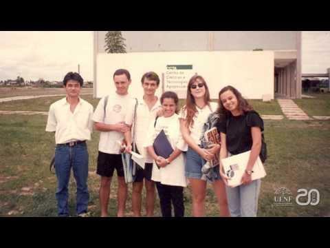 "UENF 20 Anos - ""Dos Alunos, para os Alunos"""