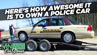 The cops IMMEDIATELY regretted selling him one of their cars