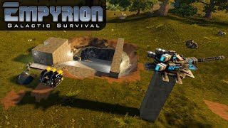 UNDERGROUND BASE STARTED | Empyrion Galactic Survival | Let's Play Gameplay S15E09