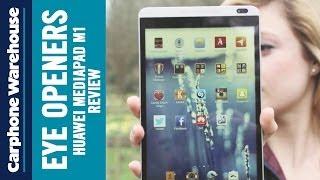 Huawei Mediapad M1 review