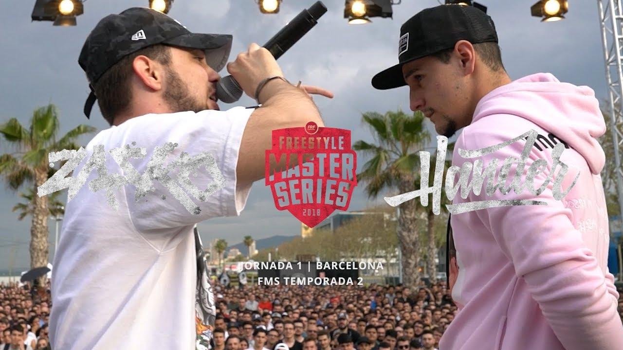 HANDER VS ZASKO FMS Barcelona Jornada 1 OFICIAL - Temporada 2018/2019