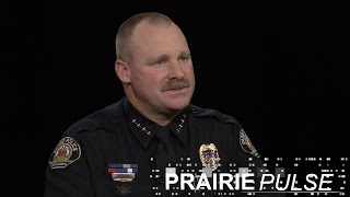 Prairie Pulse 1310; Police Chief David Todd, Q5 and Bloom