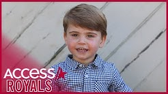 Kate Middleton Snaps New Prince Louis Birthday Photos