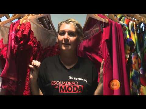 Esquadrão da Moda - RUZI MEL - COMPLETO - 23/05/2015 - (HDTV)