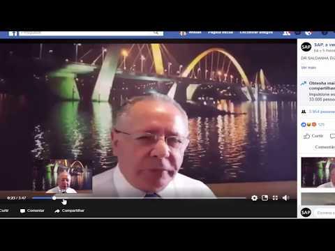 SAP 347 - SALDANHA PROMETEU e agora está com medo da prisão