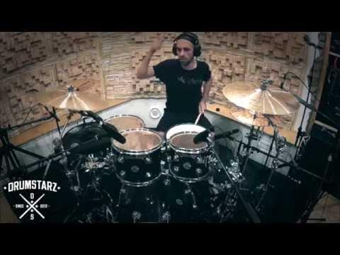 Vladimir Zinoviev - Stigmata - На повтор (запись барабанов 2015)